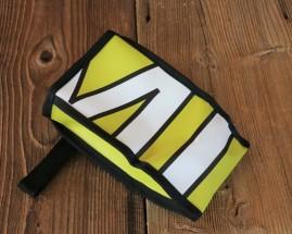 Nr. 15 Auto-Abfall-Tasche Fussball