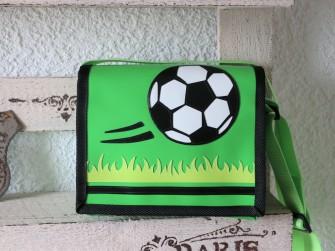 Kindergartentasche Fussball