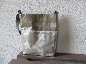 K30 - 64 Shopper Sterne Beige DK (2)
